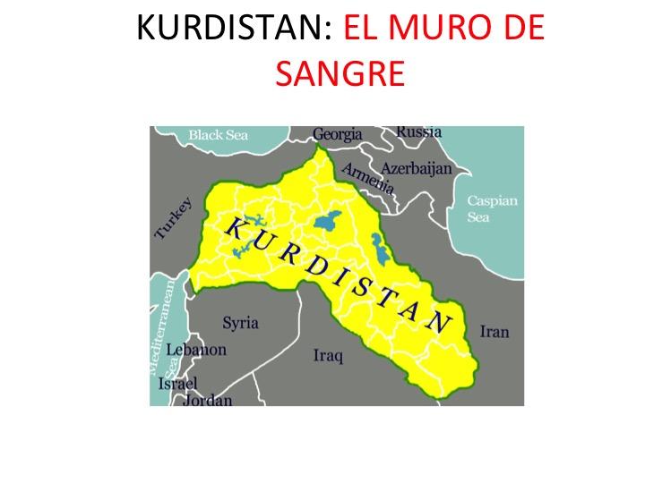 conferencia kurdistan
